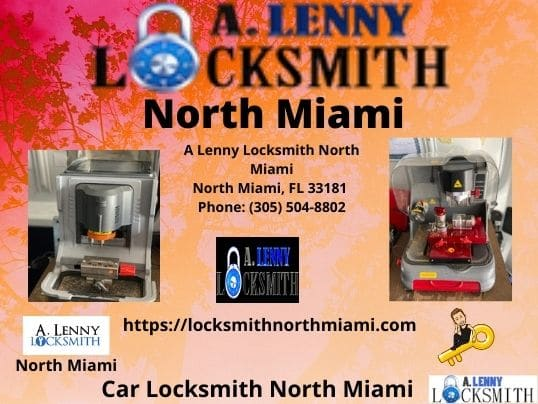 How To Find A Locksmith In North Miami