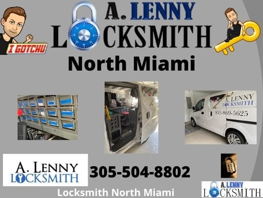 Lock Rekeying In North Miami